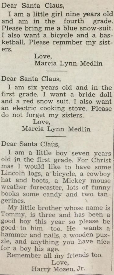 December 9, 1948, Darlington News & Press