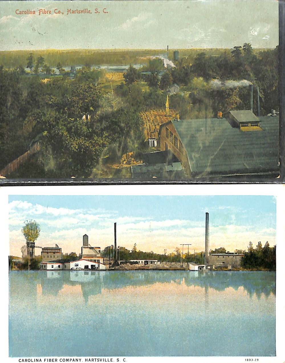Carolina Fiber Company postcards.jpg