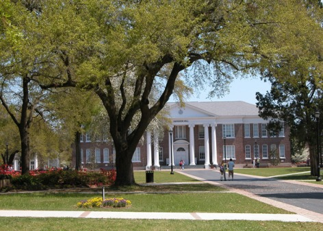 Hartsville, Coker College Liberal Arts Bldg.
