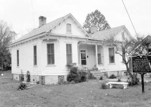House Edmund H. Deas