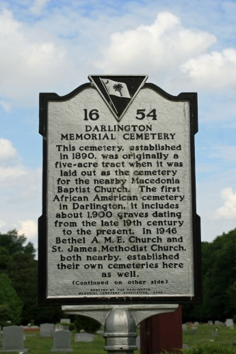 Darlington Memorial Cemetery #54